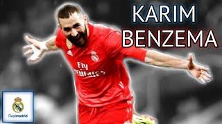Karim Benzema skills