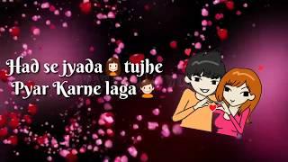 Jane Kab Kis Kadar Tujh Pe Marne Laga || whatsapp status || 2018