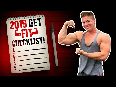 """2019-""""get-fit""""-checklist!- -5-easy-steps!"""