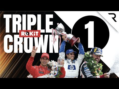 The Race All-Star Series - Triple Crown [MONACO] Ft Alonso, Montoya, Fittipaldi, Magnussen And More!