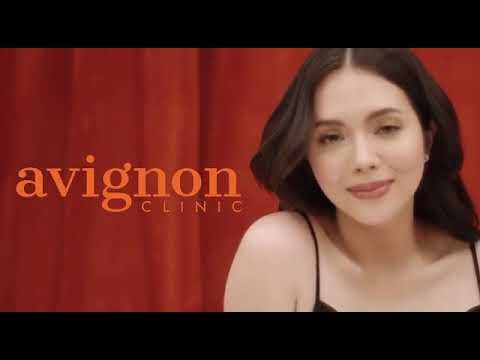 Julia Montes Is The New Face Of Avignon Clinic In Quezon City Youtube