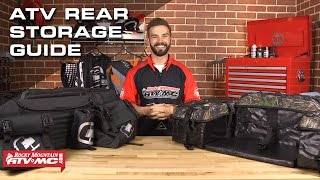 ATV Rear Storage Guide | Rocky Mountain ATV/MC