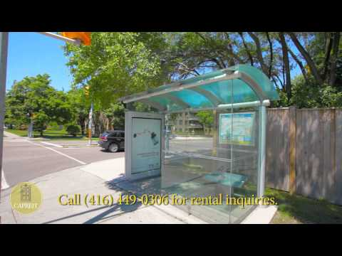 Toronto Apartments For Rent Video - 1004 Lawrence Avenue East
