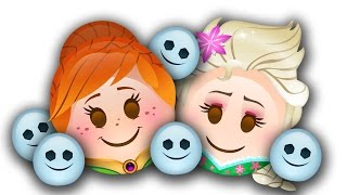 Frozen Fever as told by Emoji | Disney thumbnail