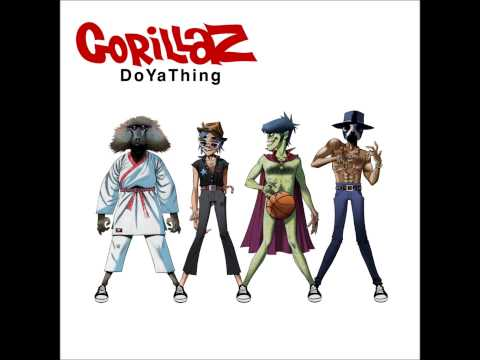 Gorillaz - Do Ya Thing [SHORT EXPLICIT VERSION]