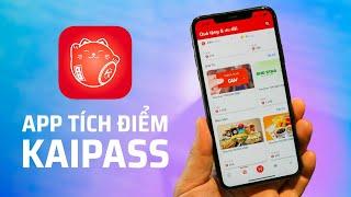 Đi mua hàng bạn nhớ xài app này: KaiPass