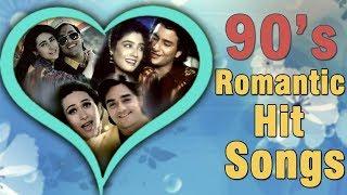 90's Best Love Songs | Bollywood Songs | Romantic Hindi Songs Jukebox