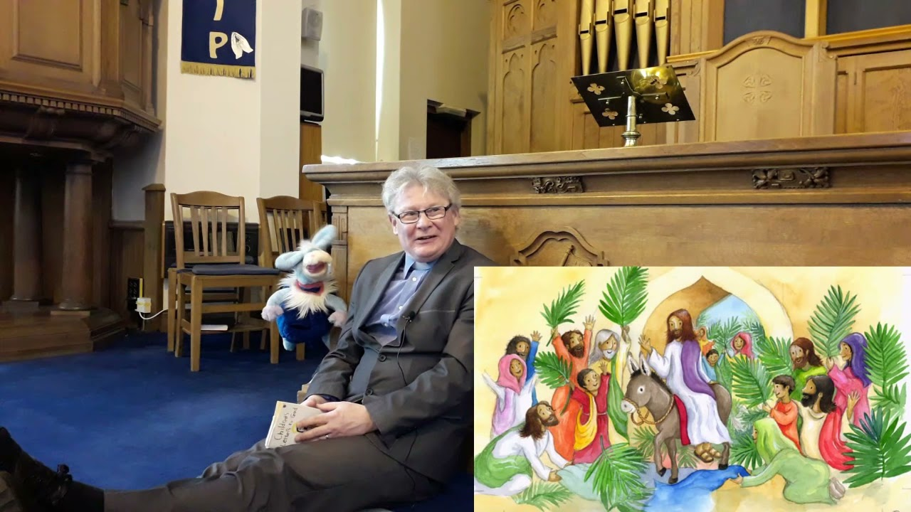 Children's Service - Palm Sunday