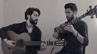 Yandım Ay Aman cover (instrumental version) Resimi