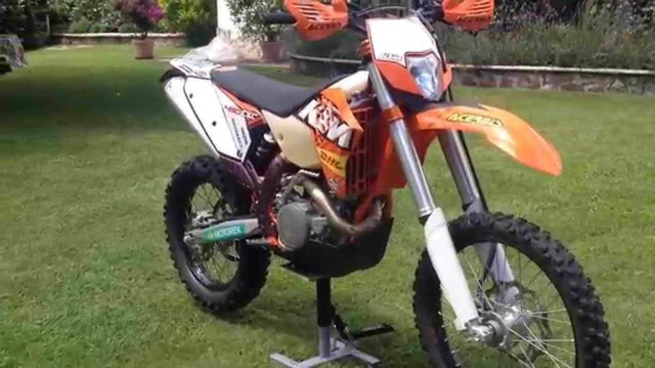 ktm 450 exc factory - youtube