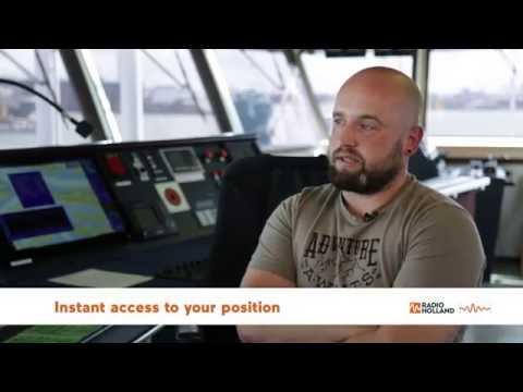 Radio Holland - Advantages of dual ECDIS on ALP Centre