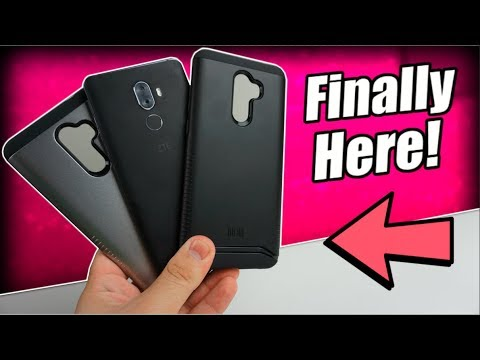 brand new 63116 c6589 ZTE Blade Max View   Cases Are Finally Here!!!