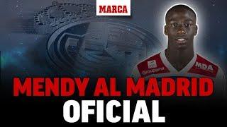 OFICIAL: Mendy ya es del Real Madrid hasta 2025
