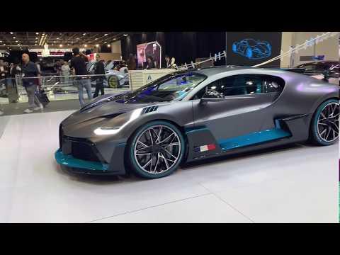 Bugatti Divo   Limited Edition   Video   Dubai Motor Show 2019   Walk Around Review