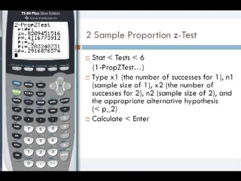 Proportions: Confidence Intervals and Hypotheses Tests - YouTube