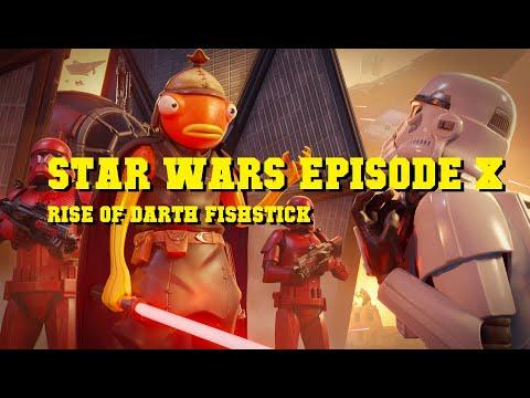 Fortnite/Star Wars/Rise of Darth Fishstick
