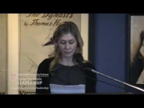 """Marie Tillman on """"Finding Purpose"""""""