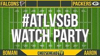 CHTV Packers Watch Party: Falcons vs Packers
