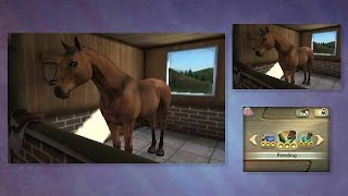 Demo Friend - I Love My Horse (3DS)