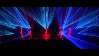 Энергичный танец роботов ( Mylène Farmer )