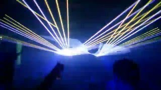 4 watt RGB laser