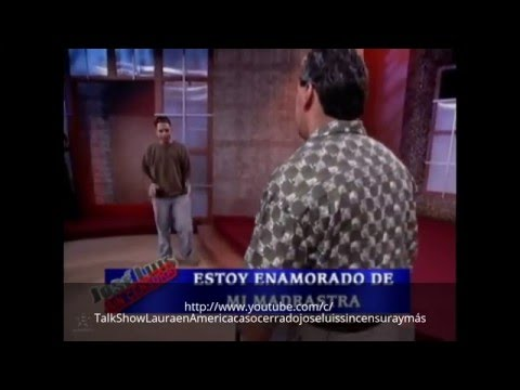 Estoy Enamorado de mi Madrastra - Jose Luis sin Censura Parte 2