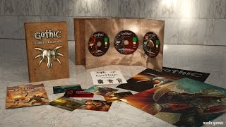 Gothic Complete Collection - Unboxing [German/HD]