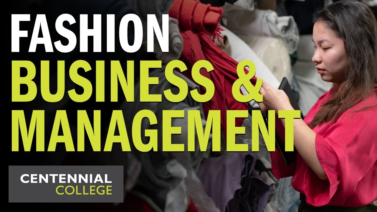Fashion Business And Management