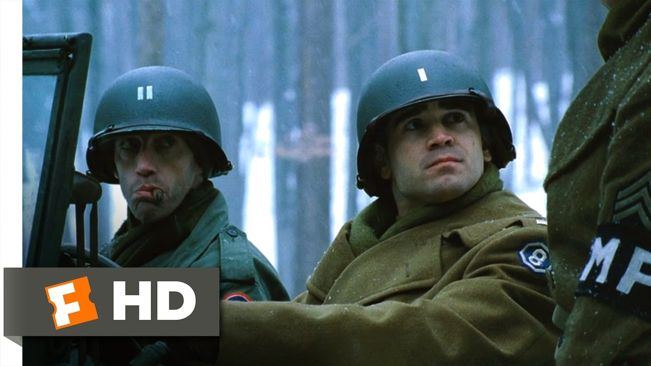 Hart's War (1/11) Movie CLIP - Checkpoint (2002) HD