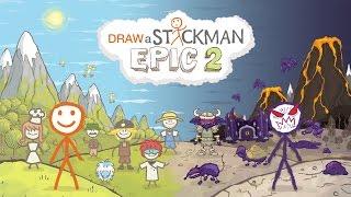 Draw A Stickman: EPIC 2 Trailer screenshot 5