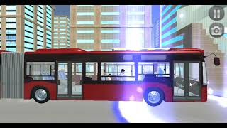 Metro Bus Simulator  - Android gameplay(İOS) #38 screenshot 3