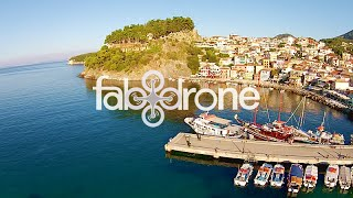 Η Πάργα από ψηλά - Parga Epirus Greece, drone video(Η Πάργα είναι παραθαλάσσια κωμόπολη που βρίσκεται στο βορειοδυτικό τμήμα του νομού Πρέβεζας της άλλοτε..., 2016-04-05T07:55:56.000Z)