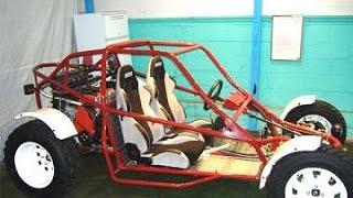Planos para fabricar un buggy