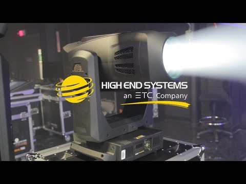Demo: High End Systems SolaFrame 3000