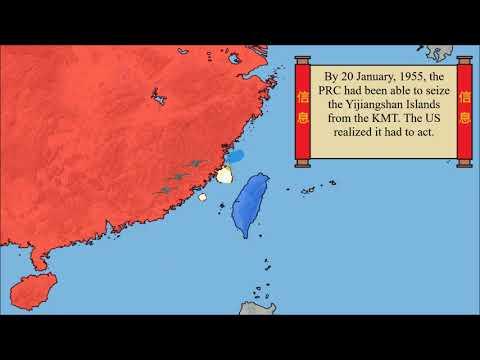 The Taiwan Strait Crises