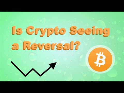 3/22/18 IS CRYPTO SEEING A REVERSAL?
