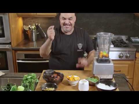 how-to:-make-flaming-habanero-salsa-(warning:-very-hot)---carlito's-cooking-adventures