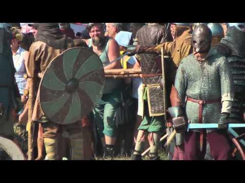 """Slavs And Vikings Festival"" Wolin 2013"