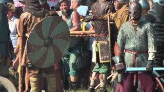 """Slavs And Vikings Festival"" Wolin 2013"