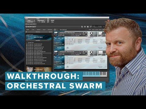 Orchestral Swarm: Walkthrough