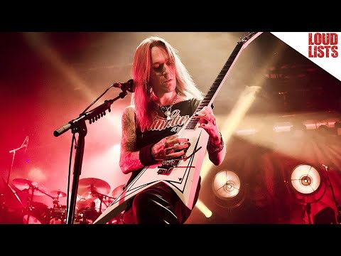 10 Unforgettable Alexi Laiho Moments