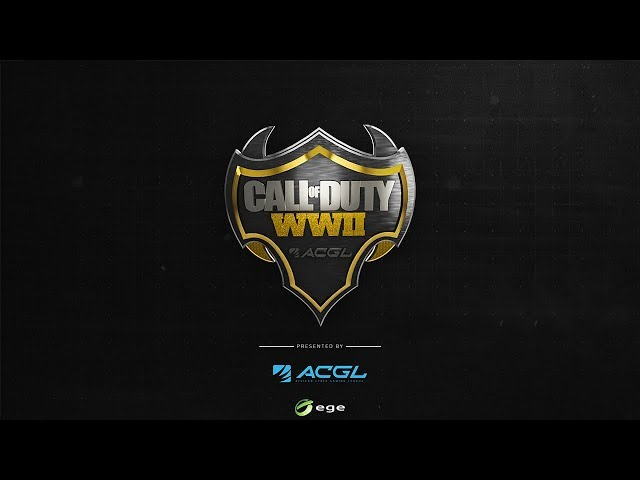 The Official ACGL EGE 2018 COD: WWII After Movie