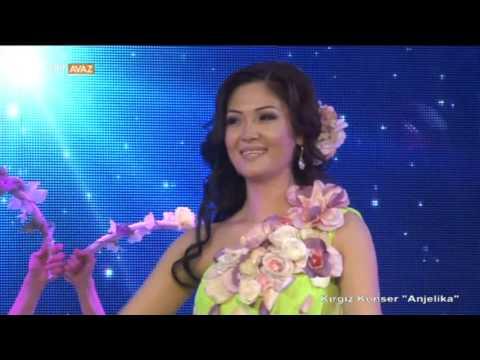 Anjelika - Kırgız Türkçesi Konser - TRT Avaz