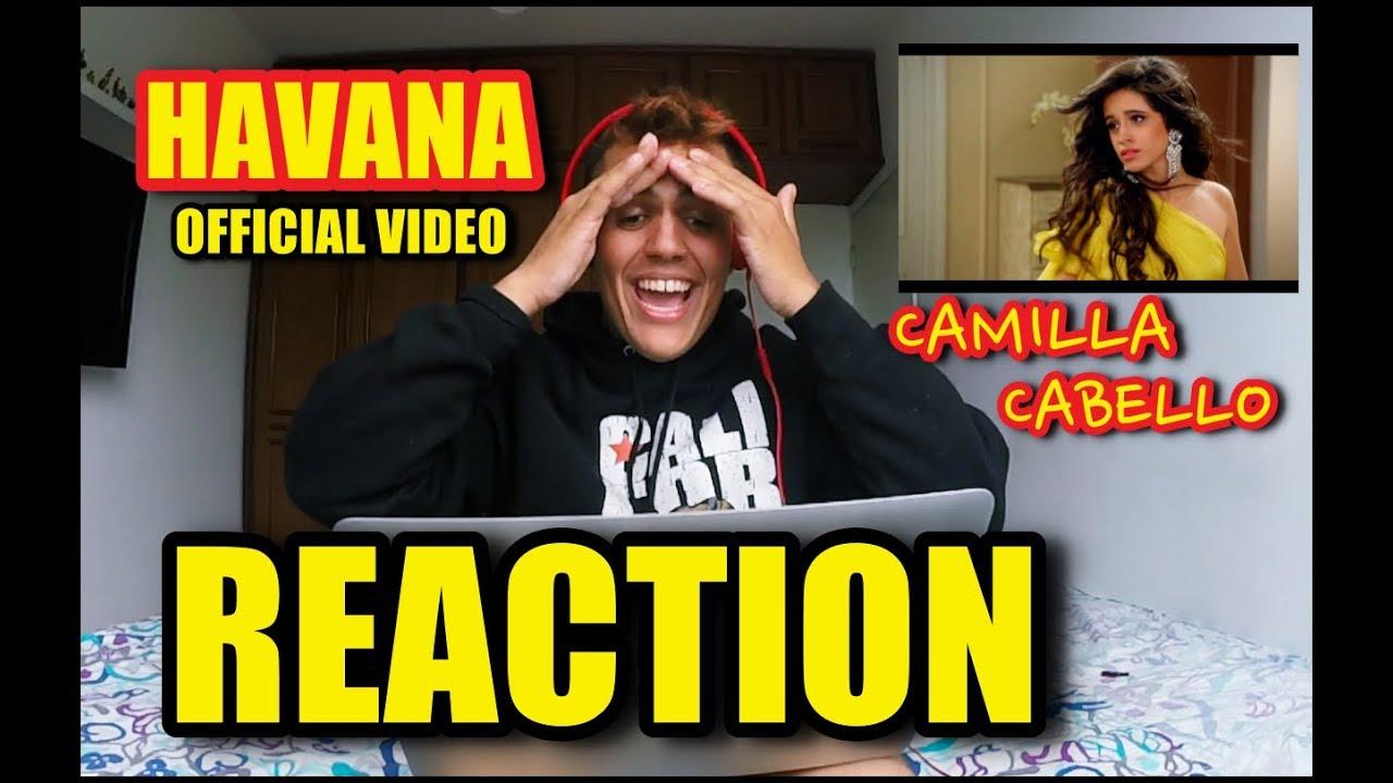 Camila Cabello Havana Ft Young Thug Reacao Official Video