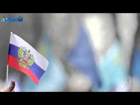 Putin puts Russian troops on alert amid Ukraine separatist fears
