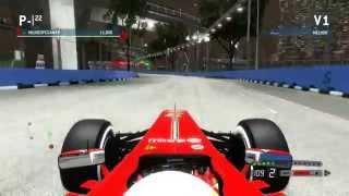 Formula 1 2013 : Cingapura Q1 , Q2 e Q3 #27