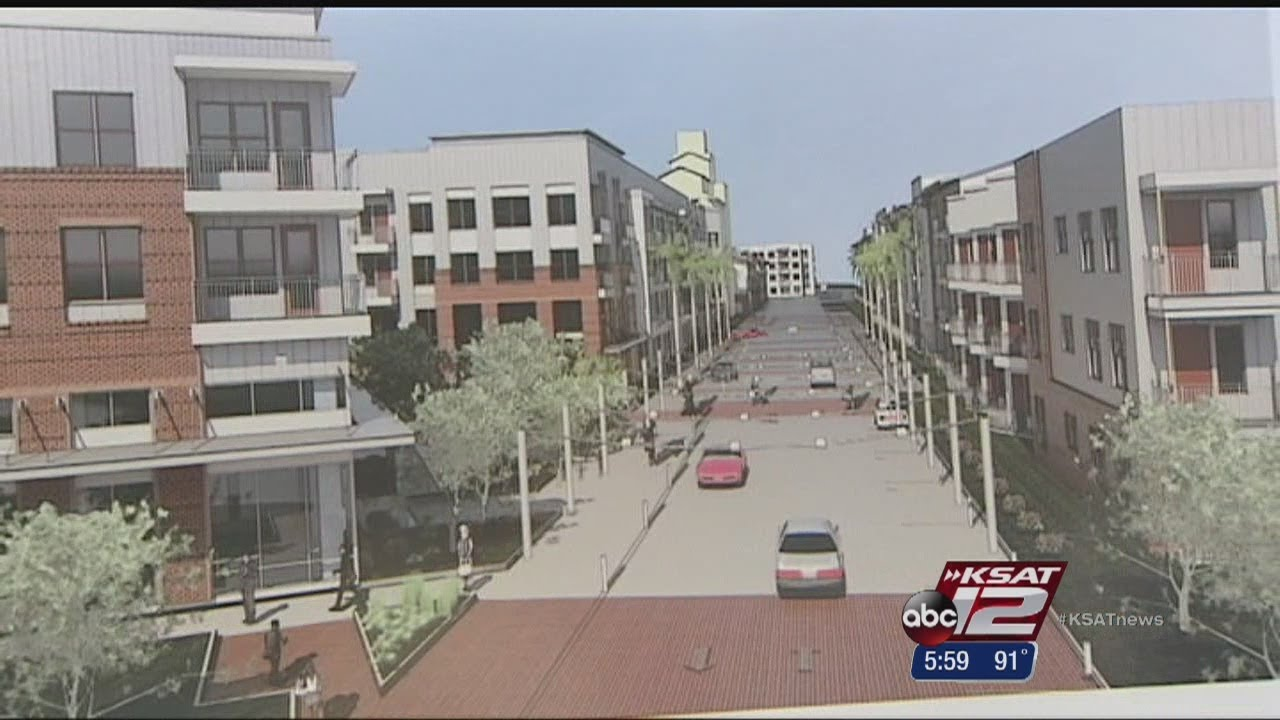 Big Tex To Bring More Apartments To Southtown