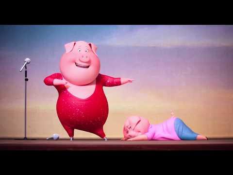 Sing trailer 2 animation blockbuster 2016