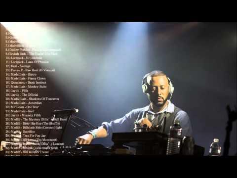 deejaysee - All Madlib Produced Mix