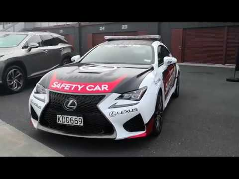 Lexus F-Sport Summer of Sport